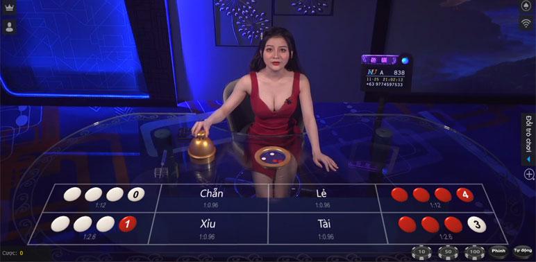 Xóc đĩa online Thiên Hạ Bet